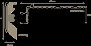 Алюминиевый Профиль Incizo Для Лестниц