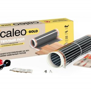 Пленочный Теплый Пол Caleo Gold 170 Вт/м2 3 м2