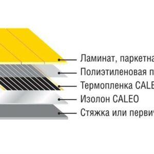 Пленочный Теплый Пол Caleo Platinum 230 Вт/м2 4 м2