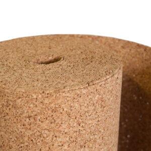 Подложка рулонная пробковая Granorte 2 мм