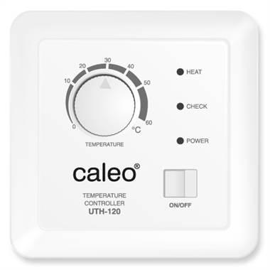 Терморегулятор Встраиваемый Аналоговый Caleo UTH-120