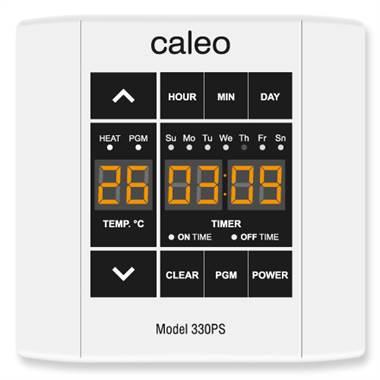 Терморегулятор Встраиваемый Сенсорный Caleo 330PS