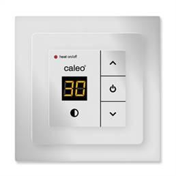 Терморегулятор Встраиваемый Цифровой с Адаптерами Caleo 720
