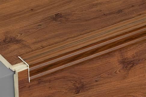 Угловой Стыковочный Профиль Лука ПУ 05 L-900