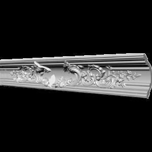 Плинтус потолочный Glanzepol GP-20C