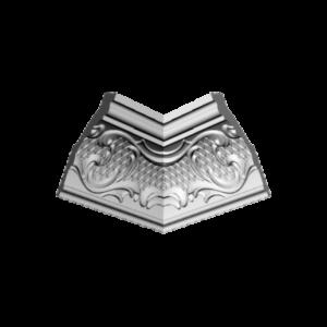 Плинтус потолочный Glanzepol GP-30
