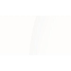 """Плинтус напольный IDEAL Deconika 85 мм 001-G """"Белый Глянцевый"""""""