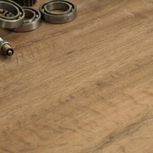 "Кварц-виниловая плитка Fine Floor Gear Click FF-1806 ""Дуб Ассен"""