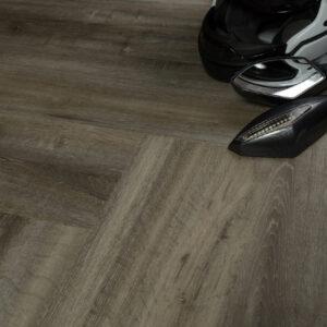 "Кварц-виниловая плитка Fine Floor Gear Click FF-1808 ""Дуб Мизано"""