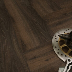 "Кварц-виниловая плитка Fine Floor Gear Click FF-1812 ""Дуб Херес"""