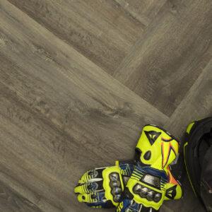 """Кварц-виниловая плитка Fine Floor Gear Click FF-1815 """"Дуб Дипхольц"""""""