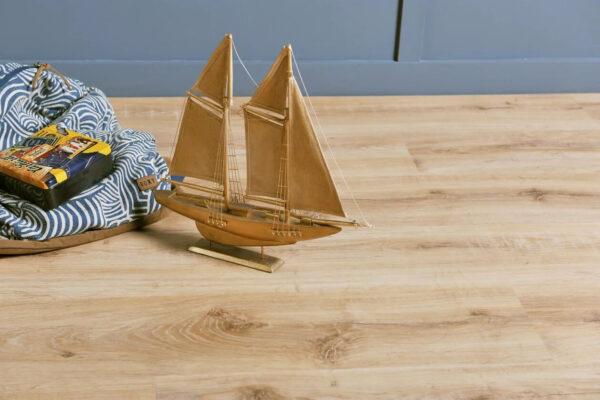 "Кварц-виниловая плитка Fine Floor Light Click FF-1321 ""Дуб Меранти"""