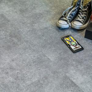 """Кварц-виниловая плитка Fine Floor Stone Click FF-1559 """"Шато Де Лош"""""""