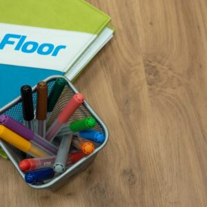 "Кварц-виниловая плитка Fine Floor Wood Click FF-1509 ""Дуб Орхус"""
