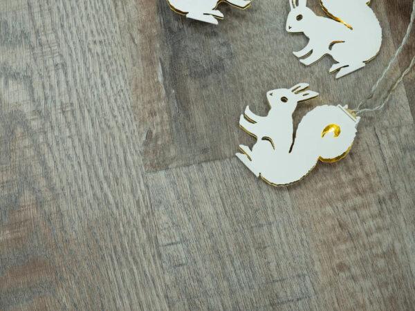 "Кварц-виниловая плитка Fine Floor Wood Click FF-1520 ""Дуб Фуэго"""