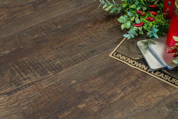 "Кварц-виниловая плитка Fine Floor Wood Click FF-1585 ""Дуб Окленд"""