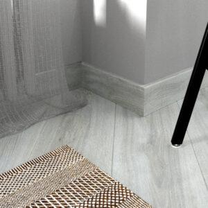 """Плинтус напольный Fine Floor FF-1514/1414 """"Дуб Шер"""""""
