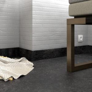 "Плинтус напольный Fine Floor FF-1555/1455 ""Шато Миранда"""