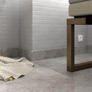 """Плинтус напольный Fine Floor FF-1559/1459 """"Шато Де Лош"""""""