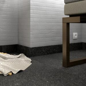"""Плинтус напольный Fine Floor FF-1592/1492 """"Лаго-Верде"""""""