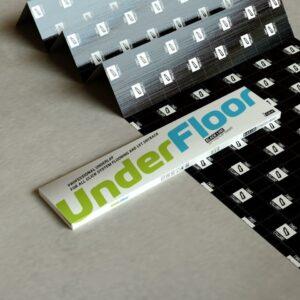 Подложка Fine Floor Under Floor Black Line 1 мм