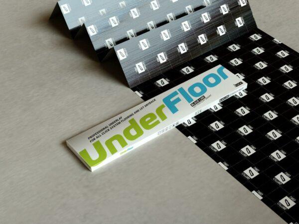 podlozhka fine floor under floor black line 1 mm1
