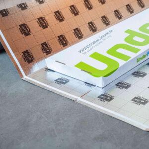 Подложка Fine Floor Under Floor Silver Line 1.5 мм